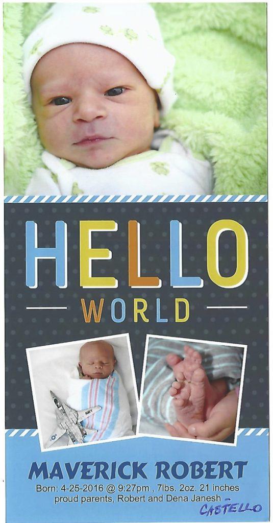 acupuncture clinic, infertility, Baby Maverick Robert